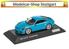Porsche 911 GT3 Touring Package, Miami Blau, Limited Edition Spark 1:43