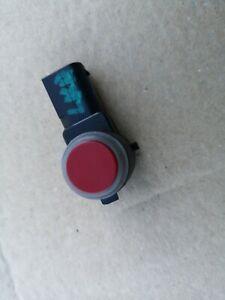 CITROEN DS4 2011 FRONT BUMPER PARKING SENSOR RED LKR 9666016377P9