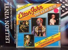 Elton John The Very Best Of LP Album Vinyl Record BRLP14 A2/B1 Pop 70's Belgium