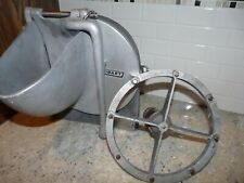 Hobart Brand Pelican Head Attachment #12 Hub Wheel Shredder Cheese Wheel