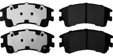 Disc Brake Pad Set-Semi-Metallic Pads Front Autopartsource fits 2003 Mazda 6