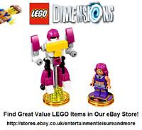 LEGO Dimensions Teen Titans Go! Fun Pack 71287 - Starfire - 100% Complete -