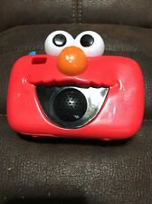 FISHER-PRICE SESAME STREET ELMO SING AND GIGGLE CAMERA
