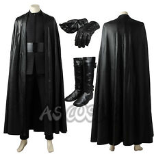 Star Wars 8: The Last Jedi Kylo Ren Cosplay Costume Custom Made Halloween