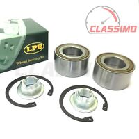 Front Wheel Bearing Kit Pair for FORD TRANSIT CONNECT & TOURNEO - 2002 to 2013