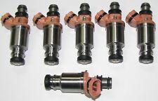 SET of Six OEM Fuel Injectors, Lexus & Toyota 4.5L, 1993-97, 23209-74080
