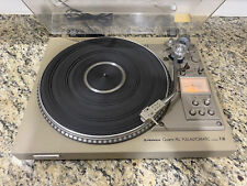 Vintage PIONEER PL-560 Quartz PLL Full Automatic Direct Drive Turntable