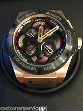 Hublot Big Bang King Power Rose Gold Unico MSRP $48,200+TAX 771.OM.1170.RX
