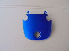 original Tankklappe Verkleidung für Keeway Hurricane Roller Motorroller blau