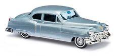 Busch 43433 - 1/87 / H0 Cadillac Metallica - Silberblau - Neu