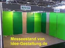 Messestand Trennwand Raumteiler Messe Laden Wandsystem Leichtbauwand