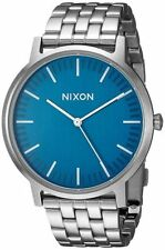 Nixon Silver Case Casual Wristwatches