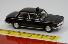 Brekina: BMW 2000 schwarz Taxi - 24417