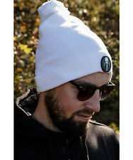 Alien Carp Ice white Bobble Hat