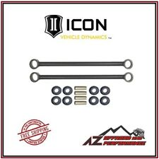 "ICON 3""-8"" Lift Sway Bar Link Kit For 1999-2004 Ford Super Duty F250 F350"