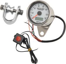 Drag Specialties Black Vinyl Speedo Speedometer Cable For 78-92 Harley Davidson