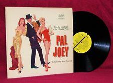 OST LP PAL JOEY FRANK SINATRA RITA HAYWORTH KIM NOVAK 1957 CAPITOL PROMO VG++ NM