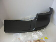 2002-2009 Chevrolet Trailblazer RH Passenger Rear Bumper Upper STEP PAD new OEM