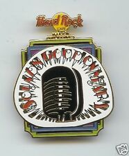 Hard Rock Pin Makati Philippines Lg Microphone Annivers