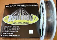 (0,016 €/m) MONOFILE ANGELSCHNUR 0,30/7,9Kg/300Mtr/transparent-grau Karpfen