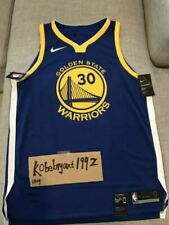 Nike Stephen Curry Warriors Aeroswift Jersey 863022-495 Sz 56 2xl