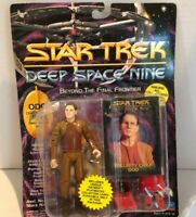 Star Wars Deep Space Nine ODO Chief Security Officer Action Figure - New