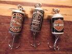 Harley Davidson Beer Jack Daniels Whiskey Fishing Beer Lures