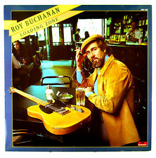 """12"""" LP - Roy Buchanan - Loading Zone - C1884 - washed & cleaned"""