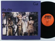 SLITS Cut 4 MEN WITH BEARDS LP VG++ 180g audiophile 2005 reissue gatefold