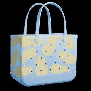 New Bogg Bag Extra Large Style Lady Shopping Bag Portable Beech Bag 44*33*22cm