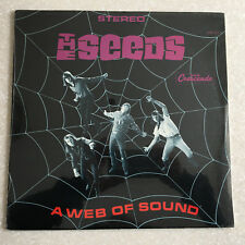 The Seeds  SEALED NEW Web Of Sound Garage Psych Vinyl Disc Record ROCK