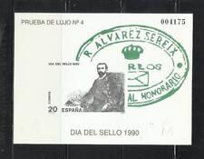 ESPAÑA. Año: 1990. Tema: PRUEBAS OFICIALES.