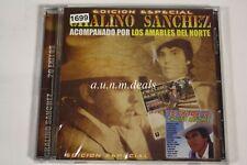 Chalino Sanchez Acompanado Por Los Amables Duel Norte Music CD