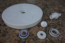 [KitP2] Polaris 280 Pool Cleaner Wheel Kit Bearings Rear Axle Screw Wheel Washer