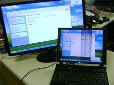 Toshiba Portege P2010-Pentium III-866MHz, 256MB, 30GB, XP, pero falla de pantalla