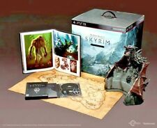 The Elder Scrolls V Skyrim Collector Edition PS3 Brand New