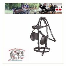 "Zilco Driving Harness SL Shetland Small Pony - BRIDLE ""free postage"""