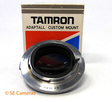 TAMRON ADAPTALL AD2 MOUNT FOR PENTAX PK MOUNT EXCELLENT BOXED