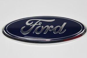 Original Ford Emblem Rear Ford Focus Built IN 1/2011 - 9/2014 2086510