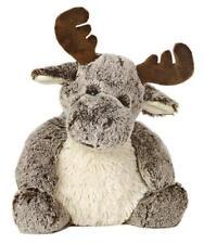 "L@@K Aurora Milo Moose 12"" Stuffed Animal 03390 Soft Baby Toy Plush NEW"
