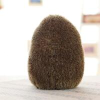 New Cute Plush Hedgehog Stuffed Animal Toy Soft Kids Birthday Gifts Baby Toy ZI