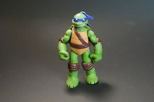 "Teenage Mutant Ninja Turtles Eye Popping Leo 5"" Figure 2013-2019 no Weapons"