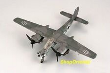 TAKARA 3 FAMOUS AIRPLANES LUFTWAFFE #8 TA154V-3 GERMAN AIRFORCE WW2 MODEL TK_3_8