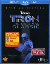 Tron [New Blu-ray] With Dvd, Special Edition, Subtitled, Widescreen, Ac-3/Dolb