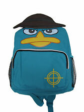 "A02718 Phineas and Ferb Small Backpack 12"" x 10"""