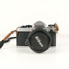 Macchina Fotografica Nikon FE - SOLO CORPO