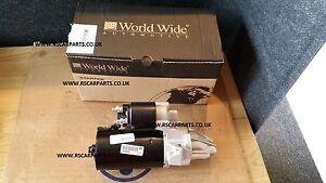 WORLD WIDE Starter Motor 12V 2.0KW 12 Teeth FIAT DUCATO 100 Multijet 2.2 2198cc