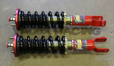 Function and Form Type 2 Rear Coilover Pair 92-95 Civic 94-01 Integra