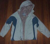 Burton Snowboard Ski Winter Jacket Girl's Medium