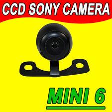 CCD BACKUP REVERSE CAR TRUCK MOTOR HOME MINI CAMERA auto kamera GPS FKZ color AV